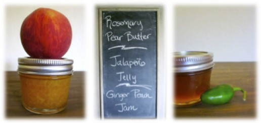 butter jellies jams
