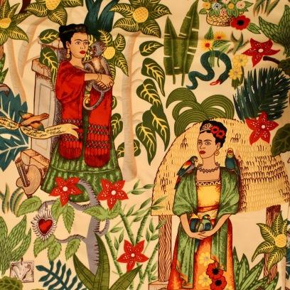 Freda Kahlo Fabric